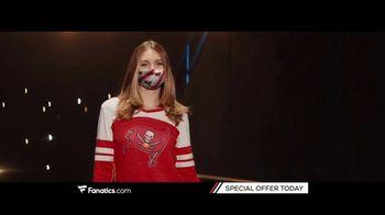 Fanatics.com TV Spot, 'Face Coverings' - Thumbnail 2