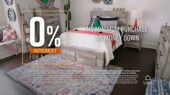 Ashley HomeStore TV Spot, 'Three Days Only: Financing and 20% Off' - Thumbnail 4