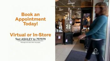 Ashley HomeStore TV Spot, 'Three Days Only: Financing and 20% Off' - Thumbnail 7