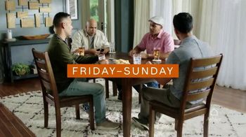 Ashley HomeStore TV Spot, 'Three Days Only: Financing and 20% Off' - Thumbnail 8
