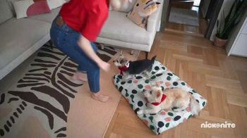 Milk-Bone TV Spot, 'nick@nite: National Dog Month' Featuring Molly Bernard - Thumbnail 3