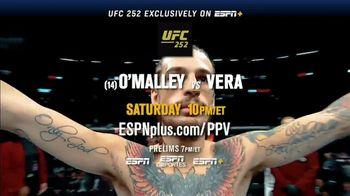 ESPN+ TV Spot, 'UFC 252: O'Malley vs. Vera' Song by Zauntee - Thumbnail 8
