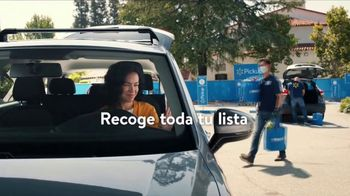Walmart TV Spot, 'Back to School: School List' canción de Chenoa [Spanish] - Thumbnail 1