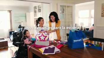 Walmart TV Spot, 'Back to School: School List' canción de Chenoa [Spanish] - Thumbnail 2