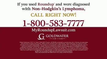 Goldwater Law Firm TV Spot, 'Roundup: $10 Billion' - Thumbnail 7