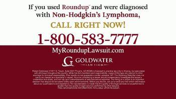 Goldwater Law Firm TV Spot, 'Roundup: $10 Billion' - Thumbnail 8