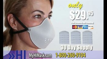 Hi Mask TV Spot, 'Keeps You Safe' - Thumbnail 9