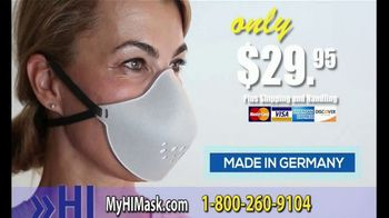 Hi Mask TV Spot, 'Keeps You Safe' - Thumbnail 7