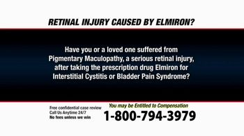 Pulaski Law Firm TV Spot, \'Retinal Injury Caused by Elmiron?\'