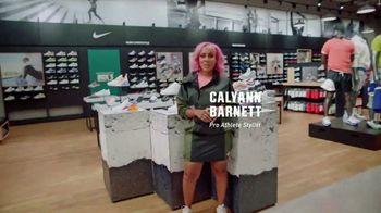 Dick's Sporting Goods TV Spot, 'Inspire the Look' Feat. Calyann Barnett, Song by Sevenn - Thumbnail 2