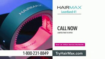 HairMax TV Spot, 'Finally Do Something About It' - Thumbnail 7