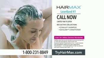 HairMax TV Spot, 'Finally Do Something About It' - Thumbnail 8