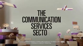 Select Sector SPDRs XLC TV Spot, 'The Communication Services Sector' - Thumbnail 3