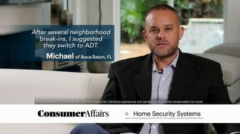 ConsumerAffairs TV Spot, 'Home Security Systems' - Thumbnail 2