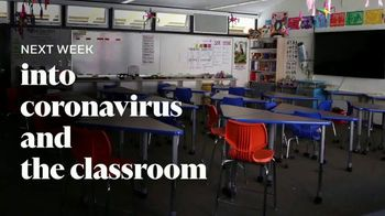 Into America TV Spot, 'Into Coronavirus and the Classroom'