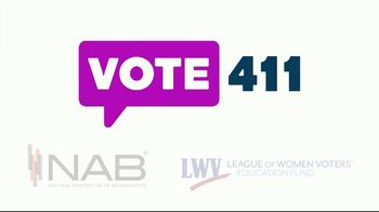 Vote 411 TV Spot, 'Your Voice. Your Vote.' - Thumbnail 9