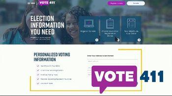 Vote 411 TV Spot, 'Your Voice. Your Vote.' - Thumbnail 8