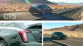 Cadillac TV Spot, 'Made for Summer: Fresh Lineup' Song by DJ Shadow, Run the Jewels [T2]