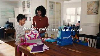 Walmart TV Spot, 'Back to School: School List' Song by The Temptations - 2356 commercial airings