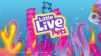 Little Live Pets Lil' Dippers TV Spot, 'Come to Life' - Thumbnail 1