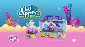 Little Live Pets Lil' Dippers TV Spot, 'Come to Life' - Thumbnail 10