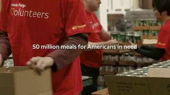 Wells Fargo TV Spot, 'Year of the Unthinkable: Drive-Up Foodbanks' - Thumbnail 5