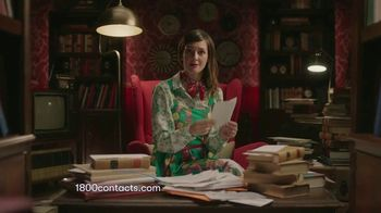 1-800 Contacts TV Spot, 'Alison: Express Exam Online: 20 Percent Off' - Thumbnail 3