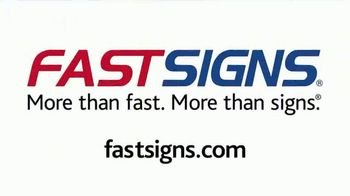 Fast Signs TV Spot, 'Stand Out' - Thumbnail 10