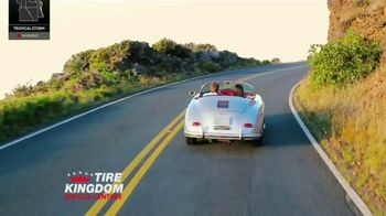 Tire Kingdom TV Spot, 'Summer Is Here: Buy Three Tires, Get One Free' - Thumbnail 1
