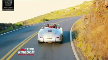 Tire Kingdom TV Spot, 'Summer Is Here: Buy Three Tires, Get One Free'