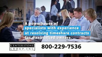 Centerstone Group, Inc. TV Spot, 'Timeshare Owners: Free Consultation' - Thumbnail 4