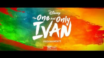 Disney+ TV Spot, 'The One and Only Ivan' [Spanish] - Thumbnail 9