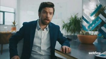 Webflow TV Spot, 'Post-Launch Revisionist' - Thumbnail 1