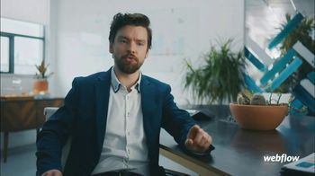Webflow TV Spot, 'Post-Launch Revisionist' - Thumbnail 4