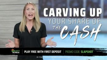DraftKings TV Spot, 'Carving up Your Share of the Cash' - Thumbnail 6
