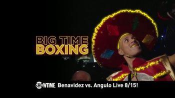 Showtime TV Spot, 'Championship Boxing: Benavidez vs. Angulo' - 9 commercial airings