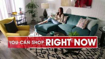Rooms to Go Labor Day Sale TV Spot, 'Shop Smart and Save' - Thumbnail 2