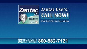 Guardian Legal Network TV Spot, 'Zantac Warning' - Thumbnail 7