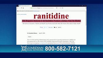 Guardian Legal Network TV Spot, 'Zantac Warning' - Thumbnail 2