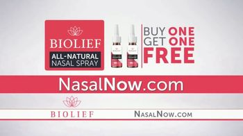 BIOLIEF Anti-Viral Nasal Spray TV Spot, 'Protect Yourself' - Thumbnail 10