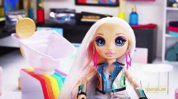 Rainbow High Salon and Hair Studio TV Spot, 'Get Your Color On'