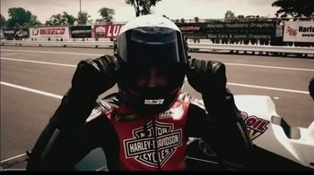 Harley-Davidson.TV TV Spot, 'NHRA Pro Stock' Featuring Andrew Hines - 94 commercial airings