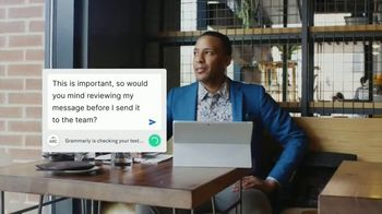 Grammarly TV Spot, 'Find the Words: Lead and Connect' - Thumbnail 3