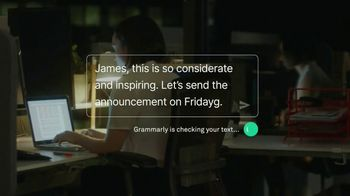 Grammarly TV Spot, 'Find the Words: Lead and Connect' - Thumbnail 7