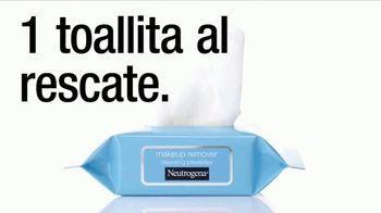 Neutrogena Makeup Remover Cleansing Towelettes TV Spot, 'Fuera de línea' con Gaby Espino, canción de Audiomoe, Flo Marinez [Spanish] - Thumbnail 3
