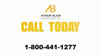 Avram Blair & Associates TV Spot, 'Baby Powder Ovarian Cancer Survivors' - Thumbnail 2
