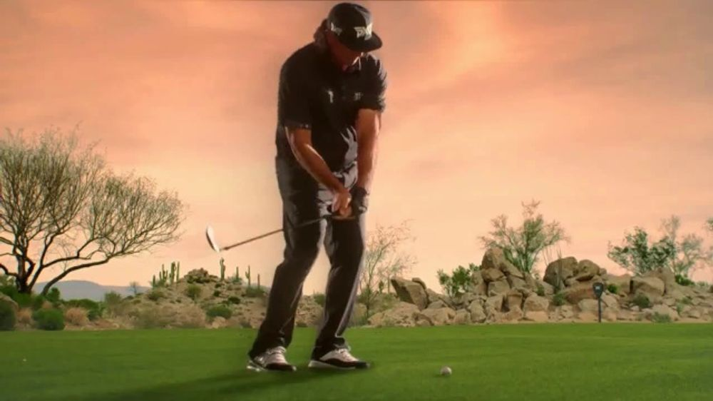 Parsons Xtreme Golf GEN3 Irons TV Commercial, 'Forgiveness' Featuring Pat Perez