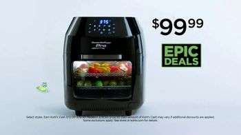 Kohl's TV Spot, 'Epic Deals : No Coupon Needed' - Thumbnail 7