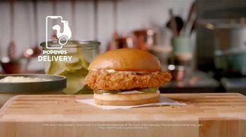 Popeyes Chicken Sandwich TV Spot, 'The Sandwich Is Back: $3.99' - Thumbnail 9