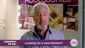 Cabinets To Go TV Spot, 'Now's the Time to Wow for Less: 40% Off' Featuring Bob Vila - Thumbnail 5
